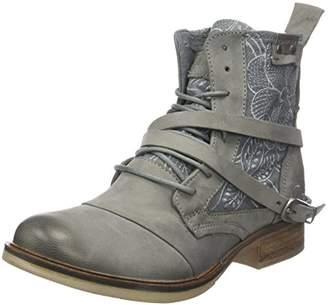 Bunker Women Boots Blue Size: