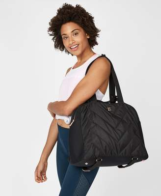 Sweaty Betty Icon Luxe Kit Bag