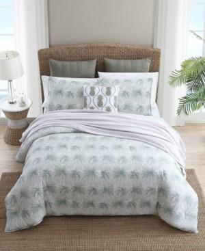 Tommy Bahama Distressed Palm King Comforter Set