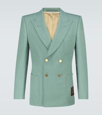 Gucci Eterotopia sable jacket