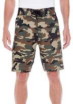 Burnside Camo-Diamond Dobby Board Shorts