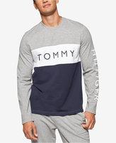 Tommy Hilfiger Men's Modern Essentials Cotton French Terry Logo Sweatshirt