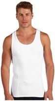 Calvin Klein Underwear Core Sculpt Compression Tank Top (White) - Apparel