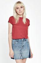 PacSun 5-Pocket Seam Mini Skirt