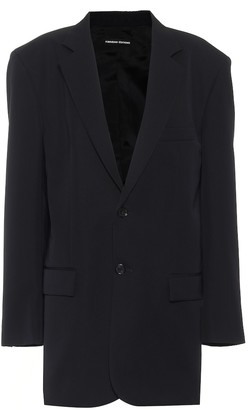 Kwaidan Editions Oversized wool blazer