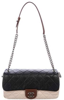 Chanel Country Chic Flap Bag