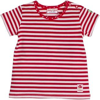 Salt&Pepper Salt and Pepper Baby Girls' BG T-Shirt Stripe