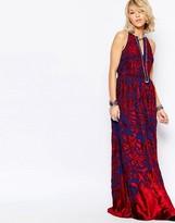 Free People Hedgemaze Maxi Dress