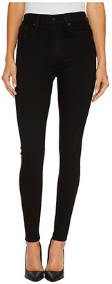 Levi's Womens Mile High Super Skinny (New Moon) Women's Jeans