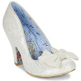 Irregular Choice NICK OF TIME White / Glitter