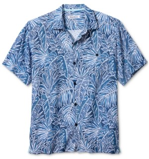 Tommy Bahama Men's Coconut Point Fronds-Print Camp Shirt