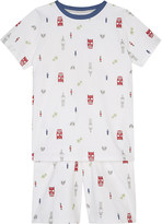 The Little White Company London cotton pyjamas 6-12 years