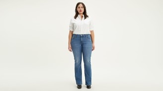 Levi's 315 Shaping Boot Cut Women's Jeans (Plus Size)