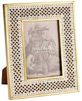 "Mela Artisans Off-White Photo Frame ""Chantilly"""