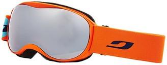 Julbo Eyewear Juniors Atmo (4-7 Years Old) (Orange/Blue with Spectron 3 Silver Flash Lens) Athletic Performance Sport Sunglasses