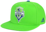 adidas Seattle Sounders FC Jersey Snapback Cap