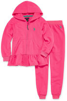 USPA U.S. Polo Assn. Pant Set Girls
