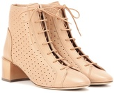 Acne Studios Mable leather ankle boots