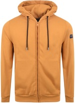 Paul & Shark Paul And Shark Full Zip Hoodie Orange