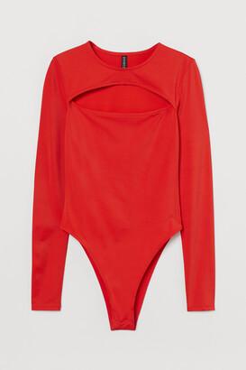 H&M Long-sleeved Bodysuit