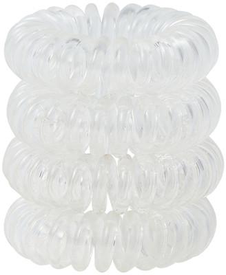 Kitsch Hair Coils Transparent