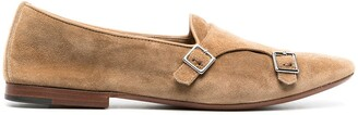 Henderson Baracco Double-Bucked Loafers