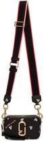 Marc Jacobs Black Magda Archer Edition Small Snapshot Bag