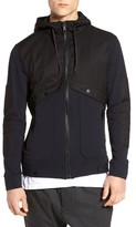 Antony Morato Men's Fleece Zip Up Jacket