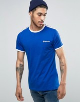 Lambretta Tappered Sleeve T-shirt