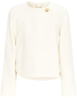 Chloé Single Button Jacket