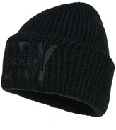 Superdry Ribbed Logo Beanie