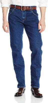 Wrangler Men's Big and Tall Big & Tall Rugged Wear Regular-Fit Jean