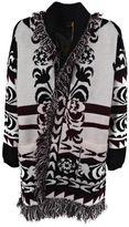 Etro Fringe Knitted Cardigan