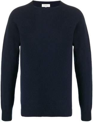 YMC Marino ribbed-knit jumper