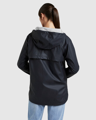 French Connection Women's Coats & Jackets - Curved Hem Raincoat - Size One Size, 14 at The Iconic