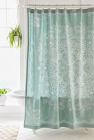 Urban Outfitters Cece Lace Shower Curtain