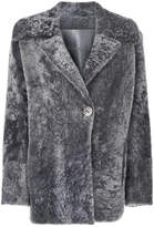 Sylvie Schimmel single breasted coat
