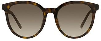 Christian Dior 30Montaigne 57MM Round Sunglasses