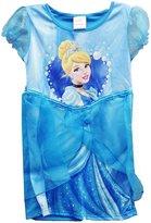Disney Princess Cinderella Girls Blue Party Tutu Dress-5-6 Years