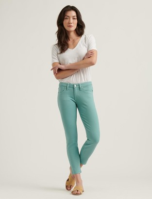 Lucky Brand Low Rise Lolita Crop Jean