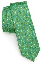 The Tie Bar Fentone Floral Silk Tie