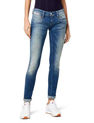 Herrlicher Women's Piper Slim Denim Powerstretch Jeans,W24/L32 (Size: 24)