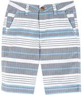 Nautica Little Boys' Herringbone Striped Short (2T-7)