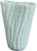 Global Views Ripple Neck Vase