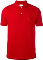 Ballantyne chest logo polo shirt - men - Cotton - S