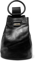 Just Cavalli Leather backpack