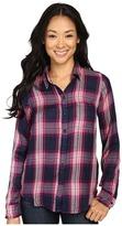 Lucky Brand Duo Fold Plaid Shirt