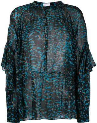 Lala Berlin printed Blythe blouse