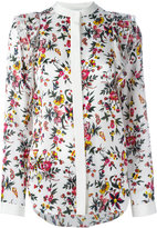 3.1 Phillip Lim floral print blouse - women - Silk - 4