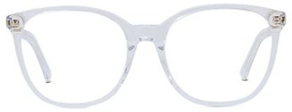 Christian Dior DiorSpirit 57MM Square Optical Glasses